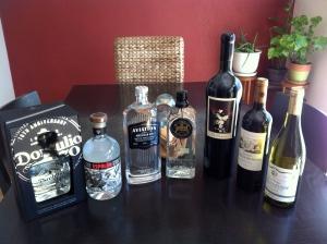 The Full Haul from BoozeHunt 2013