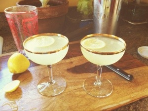 The Booze Guru's Classic Margarita