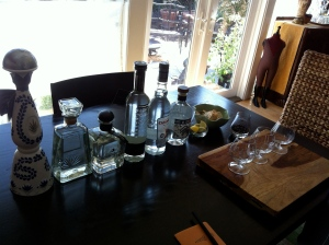 A Tequila Tasting