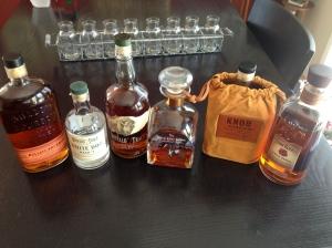 Bourbon. It's what's for dinner.