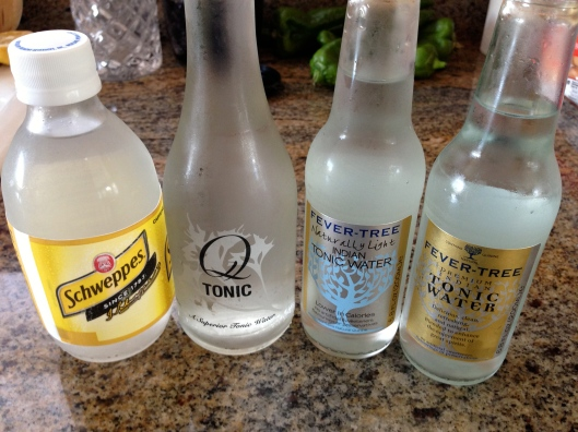 Tonic Water!!