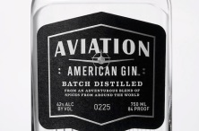 Aviation Gin, *the* American Gin from the great Northwest