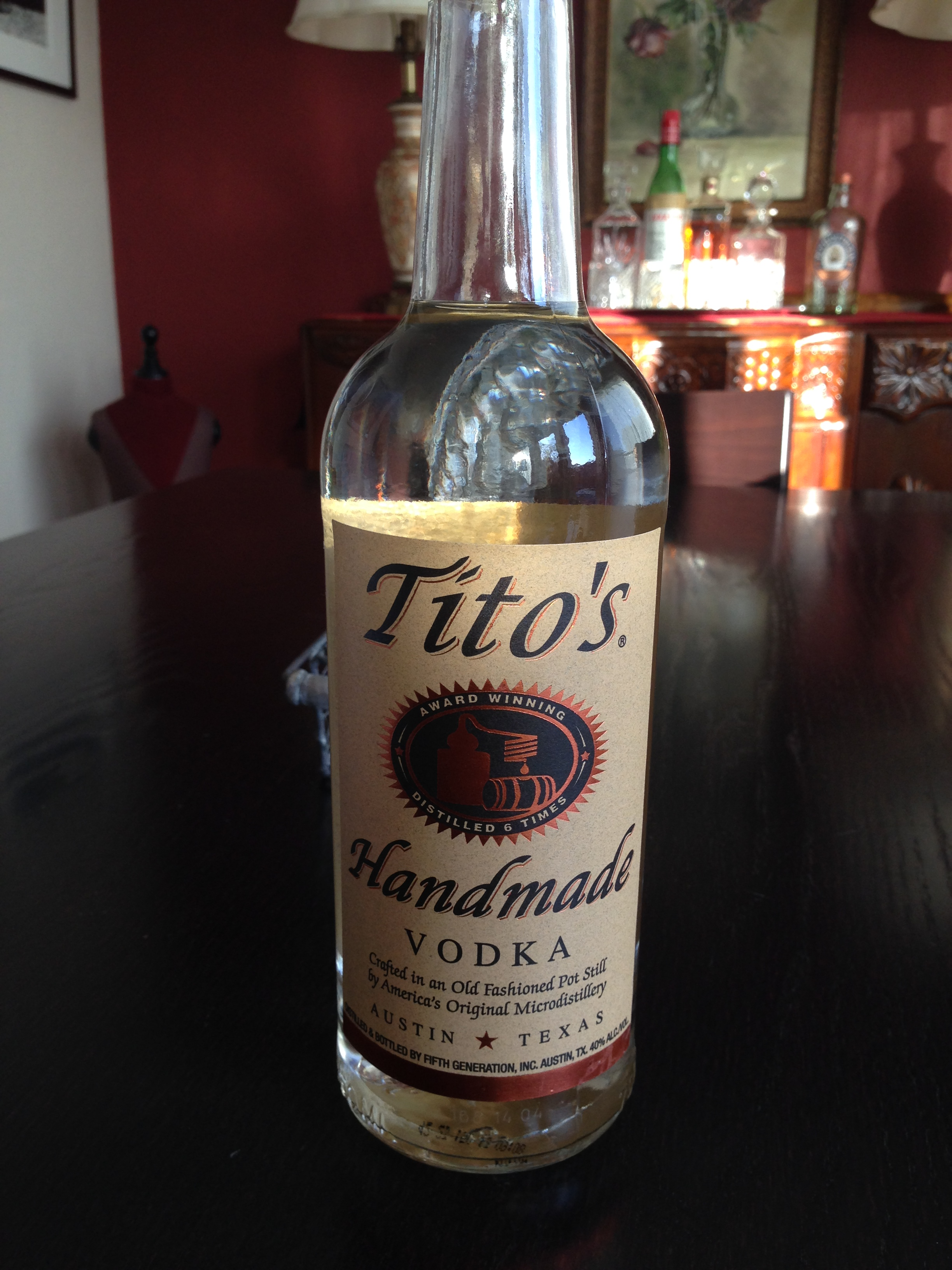 tito s handmade vodka review tito s handmade vodka the review booze home of 514