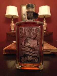 """Forged Oak""... a force to be reckoned with."