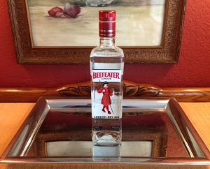 Beefeater, the last London gin...