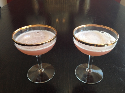 The French Martini; aka NOT a Martini
