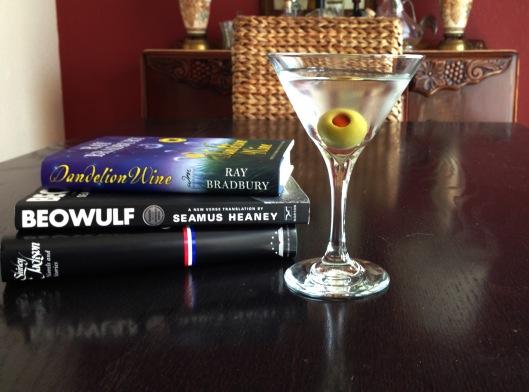 A Gentleman's Martini