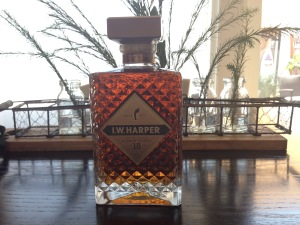 I.W. Harper 15 year old Bourbon, Limited Run