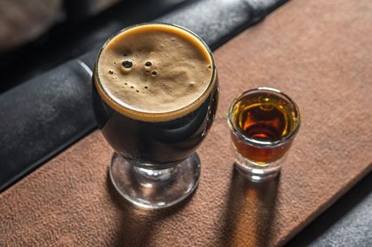 BOILERMAKER cocktail menu february 2015